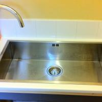 Bespoke Medical sink installation – Dorchester On Thames (May 2014)