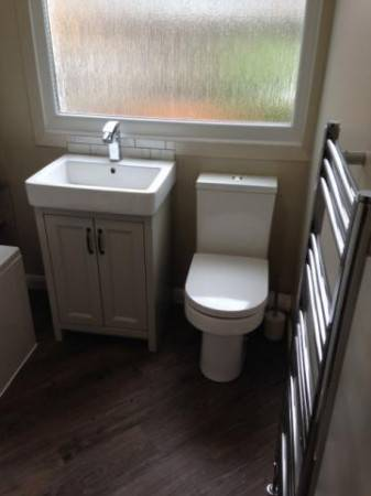 Ensuite and Bathroom re-fit (Baker Road - Abingdon - April/May 2016)